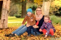 Rodinné foto Pardubice rodiče