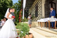 Svatba Slatiňany zámek